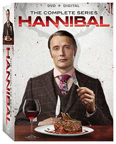 Hannibal The Complete Series DVD Nr
