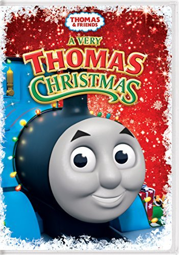 Thomas & Friends A Very Thomas Christmas DVD