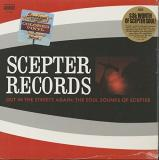 Scepter Records Out In The Streets Again The Soul Sounds Of Scepter Red Vinyl