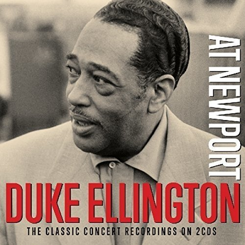 Duke Ellington At Newport Import Gbr 2cd