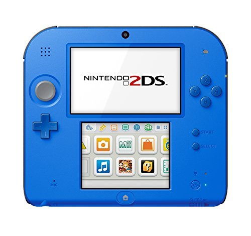 Nin2ds System Electric Blue 2 W Mario Kart 7