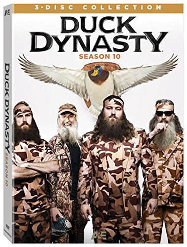 Duck Dynasty Season 10 DVD