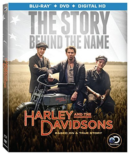 Harley And The Davidsons Harley And The Davidsons Blu Ray DVD Dc Nr