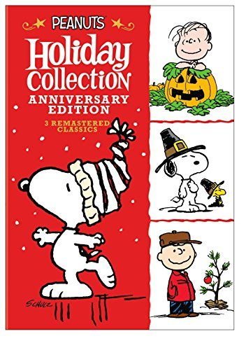 Peanuts Holiday Anniversary Collection DVD