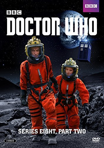 Doctor Who Series 8 Part 2 DVD