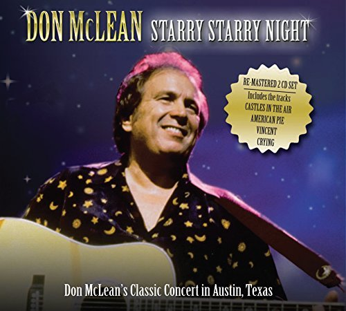 Don Mclean Starry Starry Night Live In A