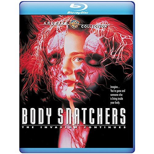 Body Snatchers Anwar Tilly Kinney Whitaker Wi Blu Ray Mod This Item Is Made On Demand Could Take 2 3 Weeks For Delivery