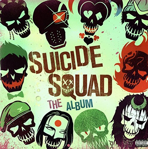 Album Art for Suicide Squad: The Album by Suicide Squad: The Album