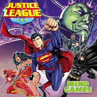 Delphine Finnegan Justice League Classic Mind Games