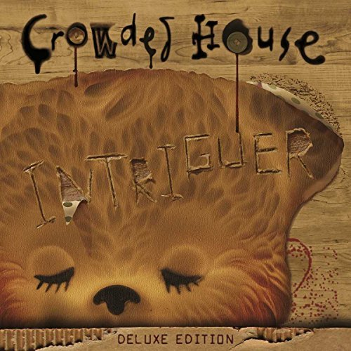 Crowded House Intriguer Deluxe Edition Import Gbr Deluxe Ed.