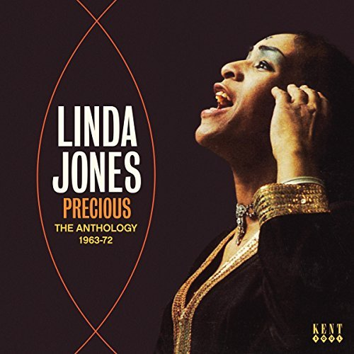 Linda Jones Precious The Anthology 1963 72 Import Gbr