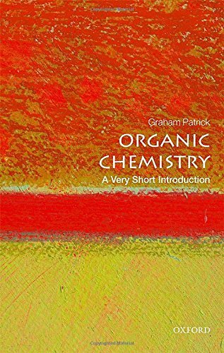 Graham Patrick Organic Chemistry A Very Short Introduction