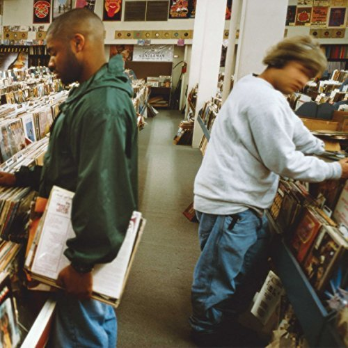 Dj Shadow Endtroducing 3 CD