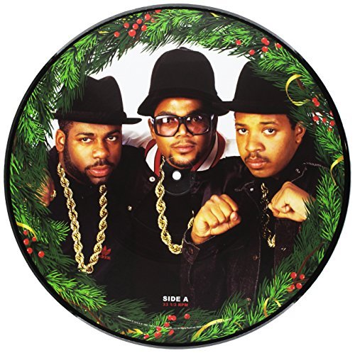 Run Dmc Christmas In Hollis (picture Disc) — Record Store Day Exclusive