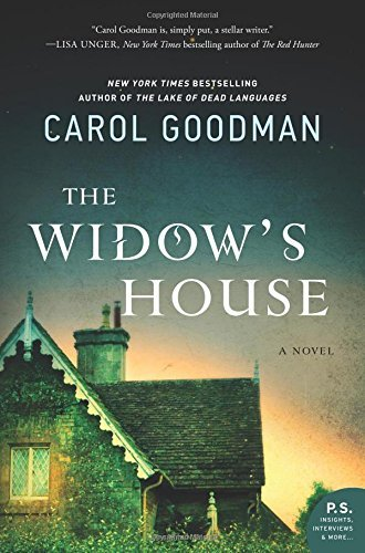Carol Goodman The Widow's House