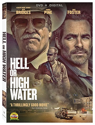 Hell Or High Water Pine Bridges Foster Dickey DVD R
