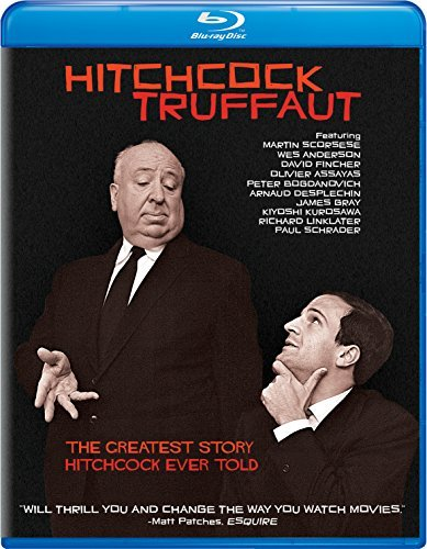 Hitchcock Truffaut Alfred Hitchcock Blu Ray Pg13