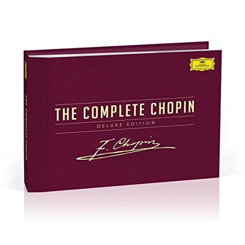 Complete Chopin Complete Chopin Import Can Box Set Deluxe Ed. Incl. DVD