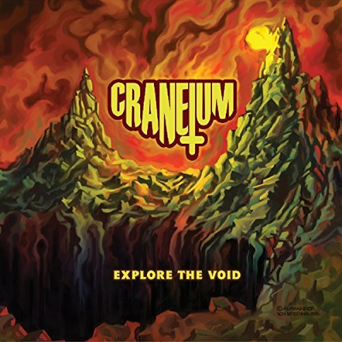 Craneium Explore The Void Lp