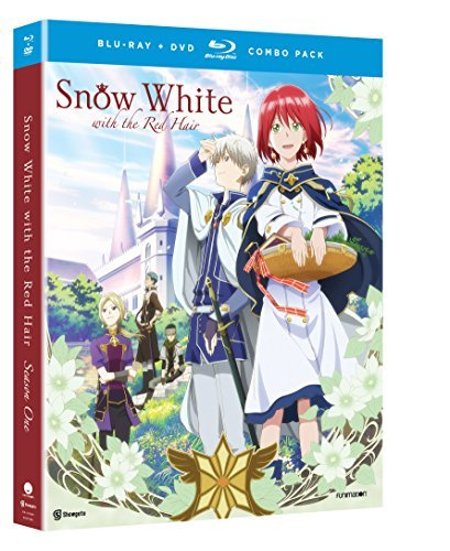 Snow White With The Red Hair Season 1 Blu Ray DVD Ur