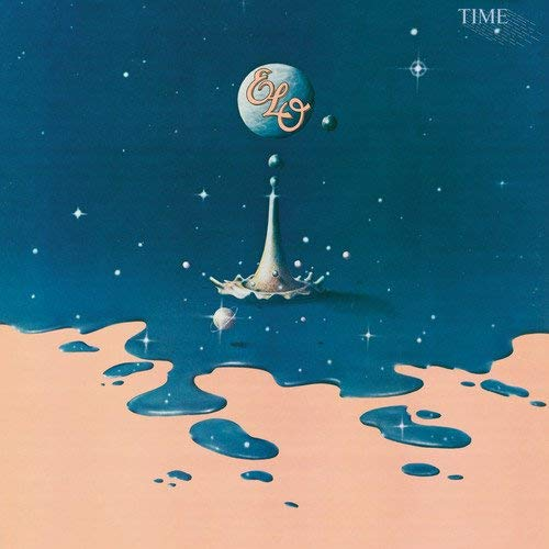 Elo ( Electric Light Orchestra Time Import Eu