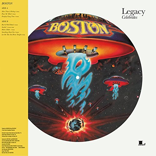 Boston Boston (picture Disc)