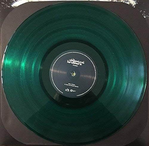 The Chemical Brothers Further (translucent Green Vinyl)
