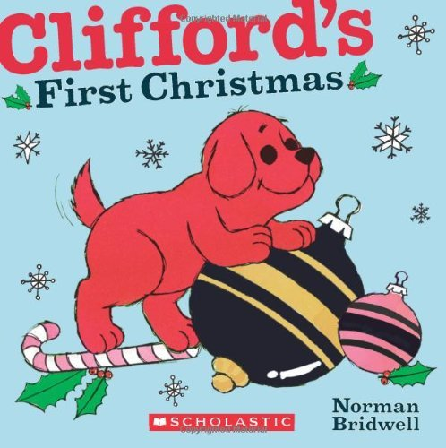 norman-bridwell-cliffords-first-christmas