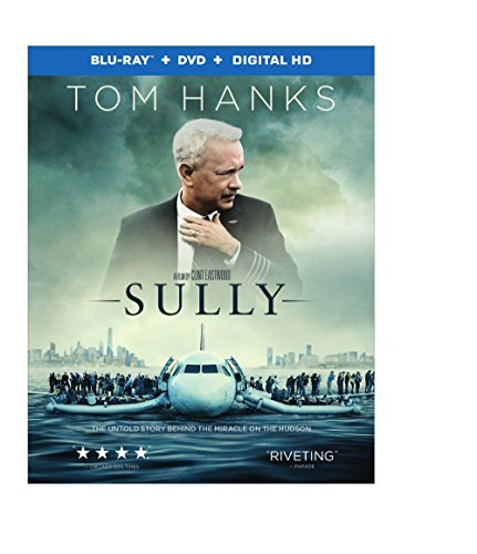 Sully Hanks Eckhart Blu Ray DVD Dc Pg13