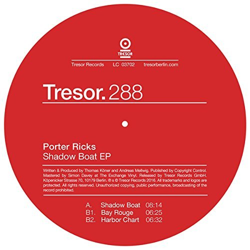 Porter Ricks Shadow Boat Ep