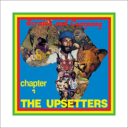 Lee 'scratch' & The Upsetters Perry Scratch & Company Chapter 1