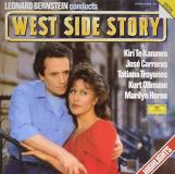 Te Kanawa Carreras Bernstein Leonard Bernstein Conducts West Side Story