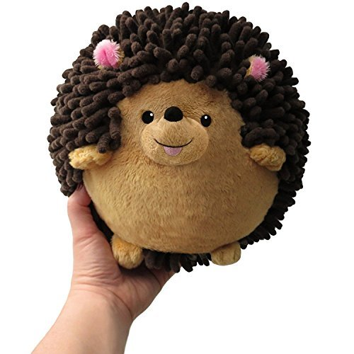 Squishable Mini Happy Hedgehog