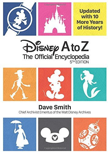 dave-smith-disney-a-to-z-fifth-edition-the-official-encyclopedia
