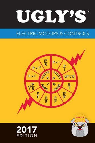 Jones & Bartlett Learning Ugly's Electric Motors & Controls 2017 Edition 0003 Edition;