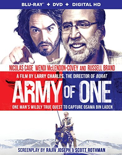 Army Of One Cage O'hare Blu Ray R