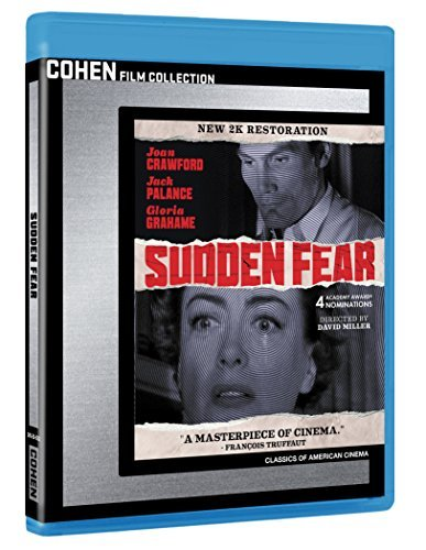 Sudden Fear Crawford Palance Blu Ray Nr