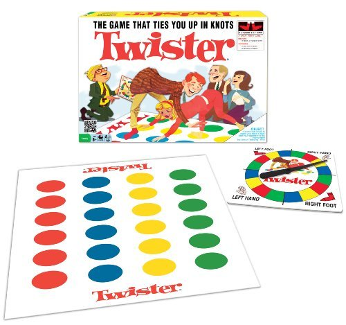 Board Game Twister Classic Edition