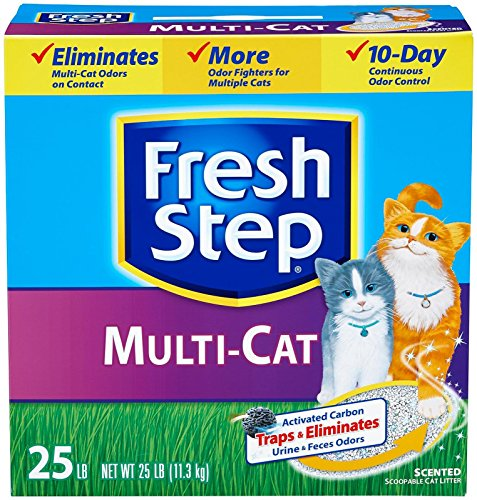 fresh-step-cat-litter-multi-cat