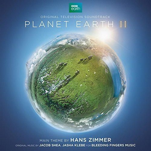 Hans Zimmer Planet Earth Ii Import Gbr 2cd