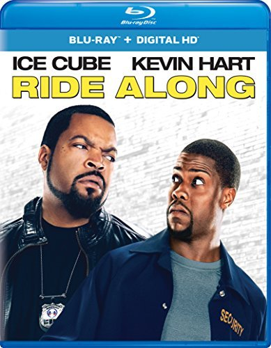 Ride Along Ice Cube Hart Blu Ray Pg13