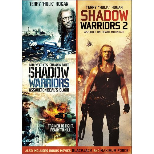Shadow Warriors Double Feature Shadow Warriors Double Feature