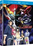 Aquarion Logos Season 3 Part 1 Blu Ray DVD