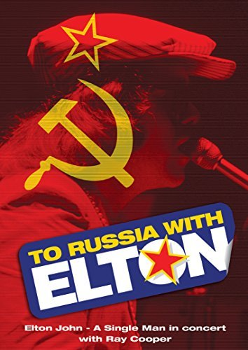 Elton John To Russia With Elton