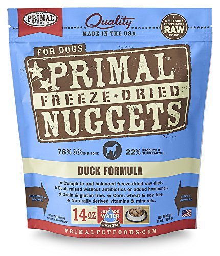 primal-dog-food-freeze-dried-duck-formula