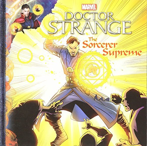 Tallulah May Marvel's Doctor Strange The Sorcerer Supreme