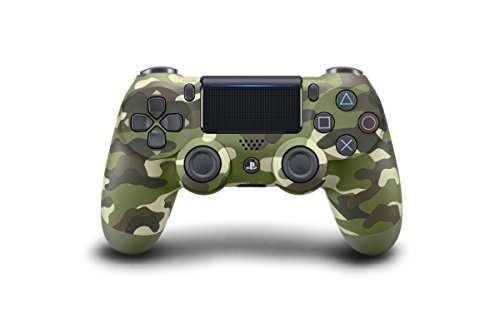 Ps4 Accessory Dualshock 4 Green Camo