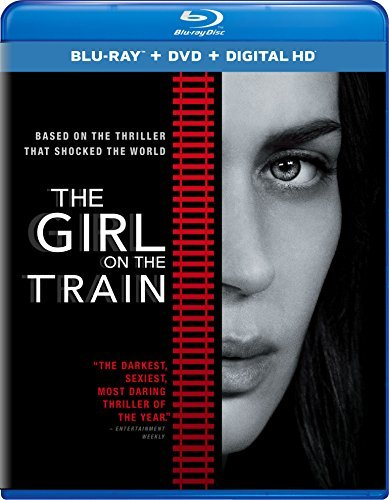 Girl On The Train Blunt Bennett Ferguson Blu Ray DVD Dc R