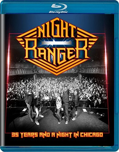 Night Ranger 35 Years & A Night