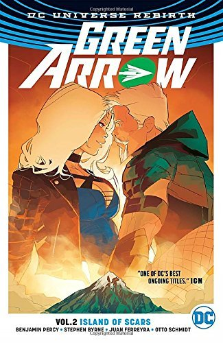 Benjamin Percy Green Arrow Vol. 2 (rebirth)
